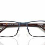 Taberg Glasögon Granit blå titan