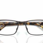 Taberg Glasögon Granit brun titan