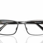 Taberg Glasögon Granit grå titan