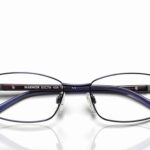 Taberg Glasögon marmor blå metall